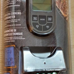 Grill Funkthermometer