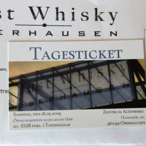 Whisky Messe